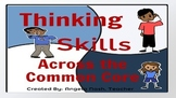 Common Core State Standards - Thinking Skills