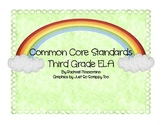 Common Core State Standards Third Grade
