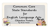 Common Core State Standards for English Language Arts Post