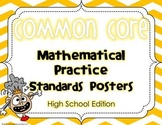Common Core State Standards for Mathematical Practice Posters Secondary Edition