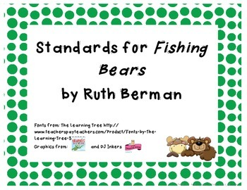 Common Core State Standards for Trophies Fishing Bears