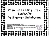 Common Core State Standards for Trophies Story I Am a Butterfly