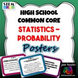 High School Common Core Statistics & Probability Standards