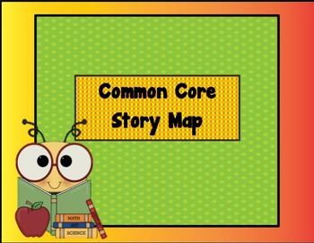 Common Core Story Map