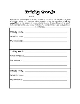 Jerry Pallotta Unit: Nonfiction with a Twist (Common Core Strategy Sessions)