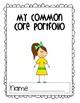 Common Core Student Portfolio and Reflection
