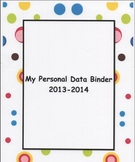 Common Core Student Progress Binder 3rd Grade