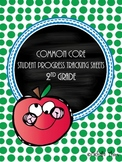 Common Core Student Progress Tracking Sheets {2nd Grade}