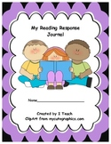 Common Core Student Reading Response Journal
