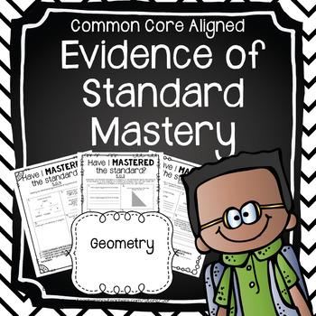 Evidence of Mastery: Geometry (5th Grade)