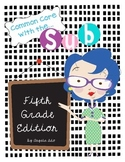 Common Core Substitute Binder- Fifth (5th) Grade