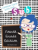 Common Core Substitute Binder - Fourth (4th) Grade
