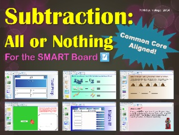 Common Core Subtraction: All or Nothing