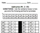 Common Core Subtraction Practice 1 to 20