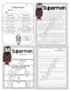 Common Core Superhero Passages {Close Reading, Homework, Assessment & More}