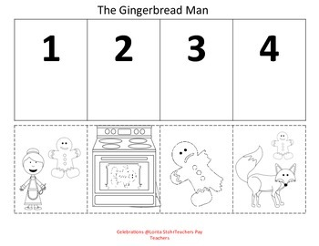 DISCOUNTED-Common Core THE GINGERBREAD MAN