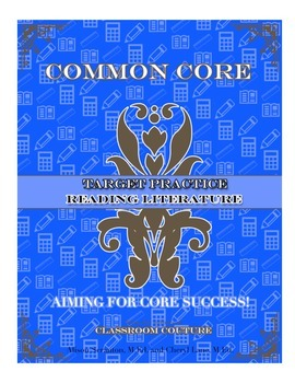 Common Core - Target Practice Kindergarten