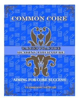 Common Core - Target Practice - Literature 4th Grade