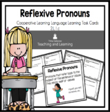 Reflexive Pronouns Task Cards  2.L.1.c for Second Grade