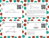 Common Core Task Cards_8th Grade Geometry Standards with Q