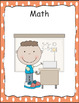 Common Core Teacher Key Notebook Tabs for Reading and Math Standards