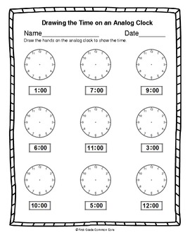 Solve & Switch- Common Core Math Worksheets | Common core ...  |Common Core Time Worksheets