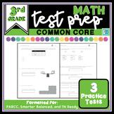 Math Test Prep 3rd Grade Common Core Practice Tests