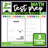 Math Test Prep 3rd Grade Common Core Practice Tests