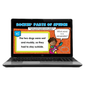 Common Core Test Prep Language Centers for 5th Grade {Rock the Test!}