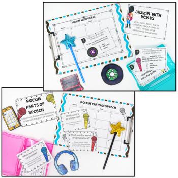 Language ELA Test Prep for 5th Grade {Rock the Test!}