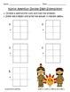 Common Core Thanksgiving Double Digit Subtraction w/ BORRO