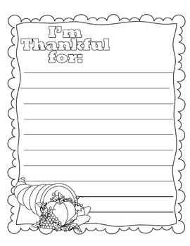 Common Core Thanksgiving Literacy Unit - Second Grade