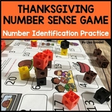 Thanksgiving Number Identification Game: Math Stack