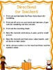 Thanksgiving Math Center- Place Value Thanksgiving