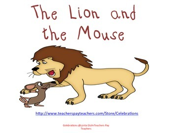 Common Core The Lion and the Mouse