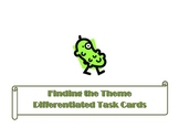 Common Core Theme Task Cards