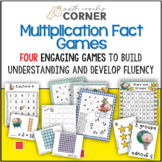 Multiplication: Workstation Games
