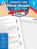 Common Core Third Grade 4 Today SALE 20% OFF CD-104820
