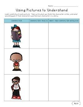 Common Core Third Grade Reading Literature Pack