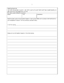 Common Core Third Grade Reading Logs, 2