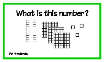 Common Core: Tic-Tac-Toe 3-Digit Place Value Game