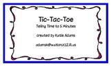 Common Core: Tic-Tac-Toe 2-Digit Place Value Game