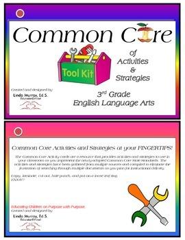 Common Core Toolkit of Activities & Strategies