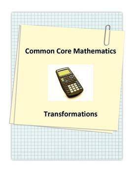 Common Core Transformations
