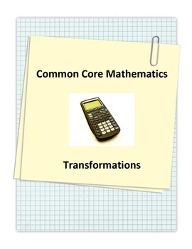 Common Core Transformations