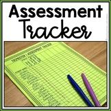 Trimester or Semester Assessment Tracker