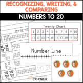 Read, Write, and Compare Numbers to 20