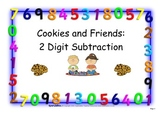 Common Core Two and Three Digit Subtraction Paper to Pencil