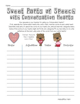 Common Core Valentine's Day Activities for Grades 3, 4, and 5!