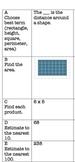 Common Core Video Game Math Topic 14 Area